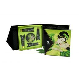 KIT SECRET DE GEISHA - ORGANICA THE VERT EXOTIQUE Shunga Plaisirs Intimes SH-02486 Lerotika