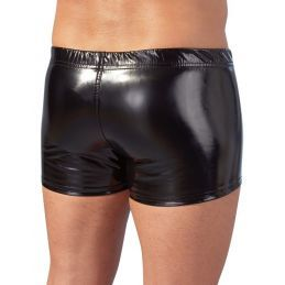 Short Noir en Vinyle - S Black Level Slips BDSM & Shorts BDSM 2200093000100 Lerotika