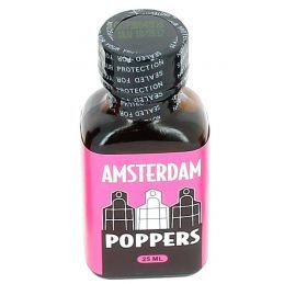 Poppers Amstedam Penthyl - 25 ml POPPERS Poppers 4300193000000 Lerotika