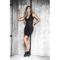 Dress black 4462 Mapalé Robes Fashion MAP-3565 Lerotika