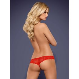 Heartina Thong Red Obsessive