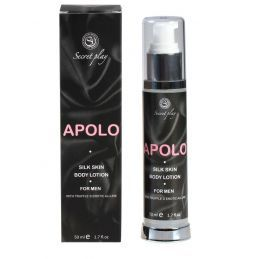 Lotion corporelle soie Apolo 50ml 3667 Secret Play Parfums SP-3908 Lerotika