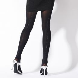 Collants couture or et argent Pretty Polly Collants Fantaisies & Résilles PP-PNAVP2 Lerotika