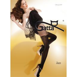 Jazz 03 Gatta Collants Jarretelles GT-JAZZ03 Lerotika