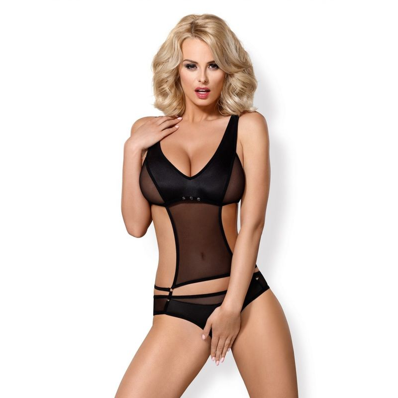 823-TED-1 Body noir Obsessive