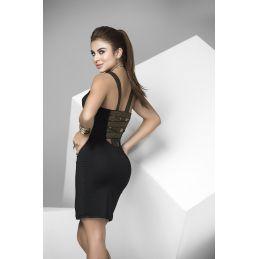 Dress black 4472 Mapalé