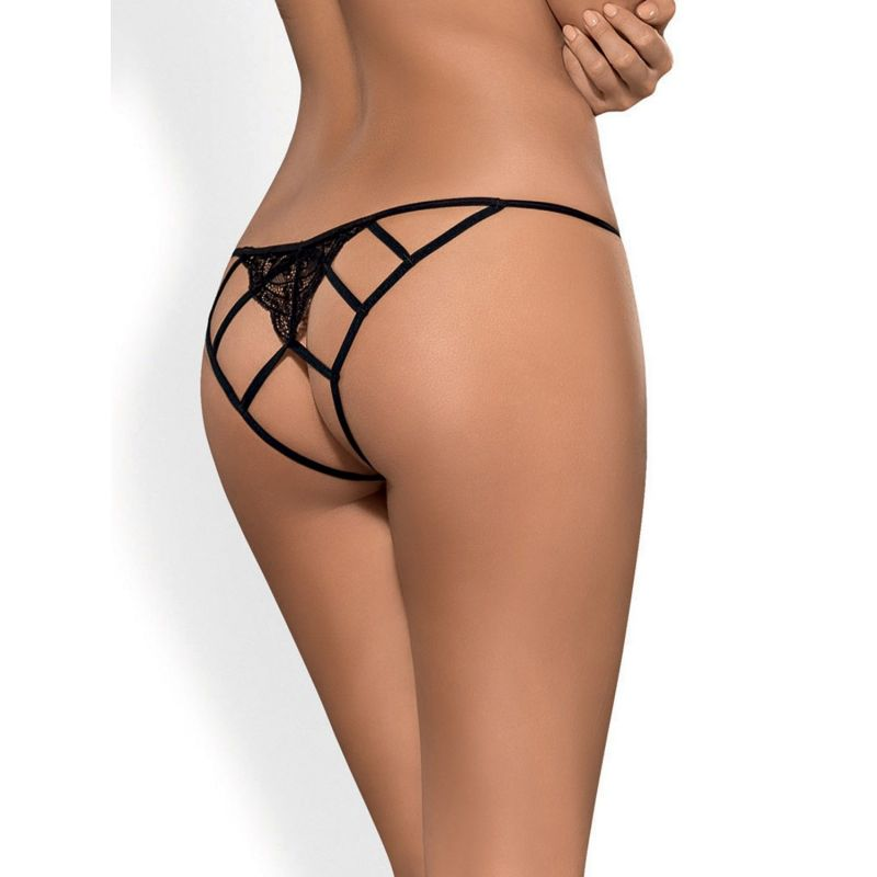 Miamor crotchless panties Obsessive